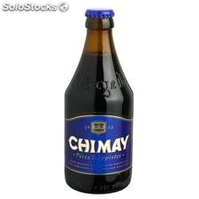 Blle 33CL biere chimay bleue