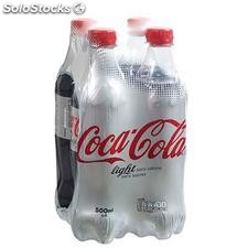 Blle 4X50CL coca cola light