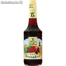 Blle 70CL sirop grenadine tradition valdonne