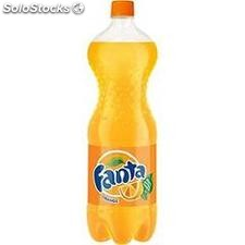 Blle pet 1.5L fanta orange play