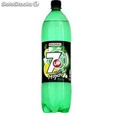 Blle pet 1,5L mojito seven up