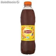 Blle pet 1L ice tea peche lipton
