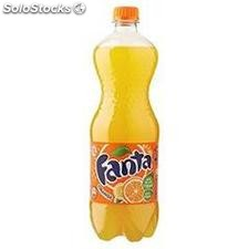 Blle pet 1L orange fanta