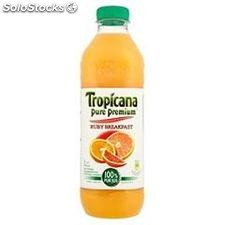 Blle pet 1L ruby breakfast tropicana