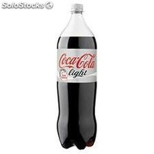Blle pet 2L coca cola light