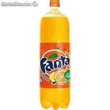 Blle pet 2L fanta orange