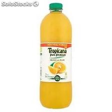 Blle pet 2L orange pulpe tropicana