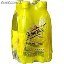 Blle pet 4X50CL indian tonic schweppes