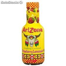 Blle pet 50CL citron/fraise arizona