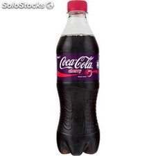 Blle pet 50CL coca cola cherry
