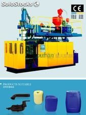 blow molding machine for 30L 60L jerrycans, drums and barrels, auto parts
