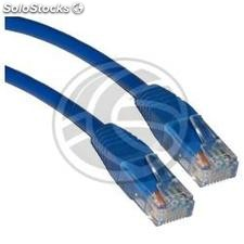Blue Cat 5e utp cable 25cm (RL11)
