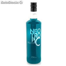 Blue Neo Tropic Bebida Refrescante sin Alcohol