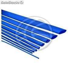 Blue shrink tubing 25.4 mm roll of 3m (FN89)
