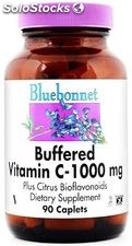 Bluebonnet Vitamina C No Acida 1000mg 90 comprimidos
