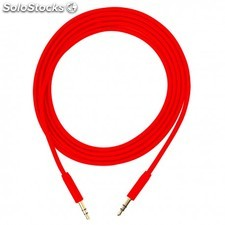 Bluestork - 1.5m 3.5mm/3.5mm 1.5m 3.5mm 3.5mm Rojo cable de audio