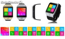 bluetooth celular reloj phone watch s28 mtk6260 gsm sim sincronizar smart phone