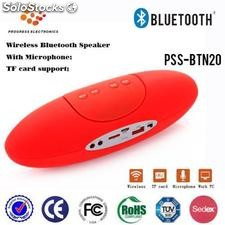 bluetooth parlante sin cable que trabajan con MP3, Celurar , iphone, ipod etc .
