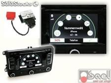 Bluetooth vivavoce vw con rns 315