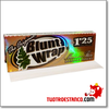 Blunt Wrap papel ouro 1.25