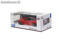 Bmw rojo Jamara 1/14 M4 coupe rc