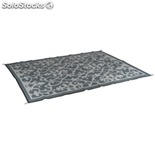 Bo-Leisure Alfombra para exterior Chill mat Lounge 2,7x2m gris 4271024
