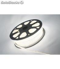 Bobina tira led 50 m 2835 220v ip65 120 chips 8w/m