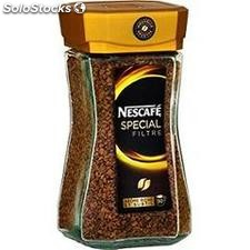 Bocal 100G cafe soluble special filtre nescafe