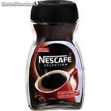 Bocal 100G nescafe selection
