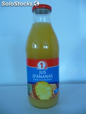 Bocal 1L jus ananas abc N1