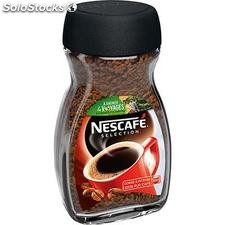 Bocal 200G selection rouge nescafe
