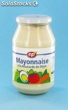 Bocal mayonnais.470GR ep*