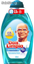 Boden Reiniger Don Limpio Gel Nubes 400ml
