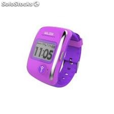 Body guard tracker GPS purple