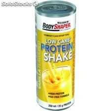 Body Shaper Low Carb Protein Shake 1 lata x 250 ml