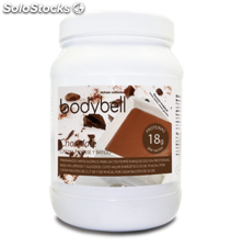 Bodybell bote chocolate 450 grs.