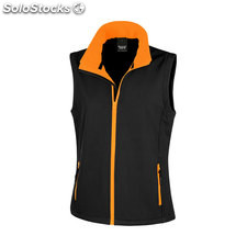 Bodywarmer Softshell RE232F-or-xl, Orange
