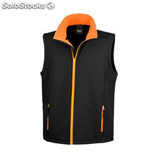 Bodywarmer Softshell RE232M-or-xl, Orange