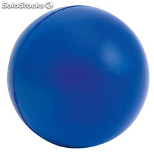 Bola anti-stress. Blue