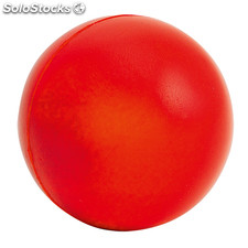Bola anti-stress. Red
