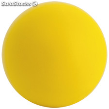 Bola anti-stress. Yellow