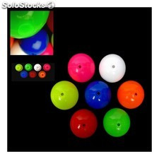 Bola rusas plug and play color naranja