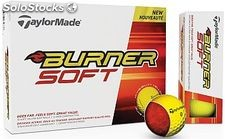 Bolas De Golf Taylormade Burner Yellow