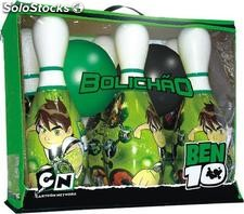 Bolichão do Ben 10 - Lider