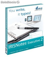 Bolígrafo digital IRISNotes Executive 2