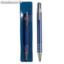 Boligrafo metalico june pen