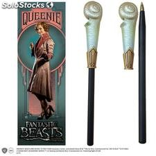 Boligrafo y Marcapaginas Harry Potter Queenie