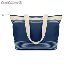 Bolsa de playa 600D/canvas MO8710-04, azul