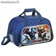 "Bolsa deporte capitan america ""civil war"