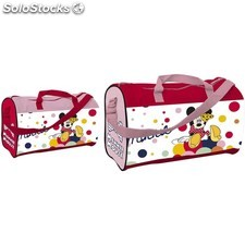 Bolsa deporte minnie - colores surtidos - disney - minnie - 8433774552208 -